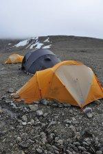 namiot na grenlandii