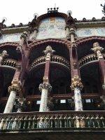 zabytki w Barcelonie